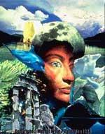 Voyager Tarot Priestess