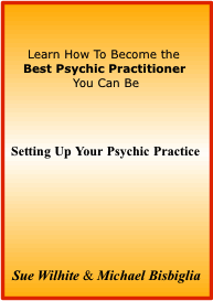 Psychic Practice Cover