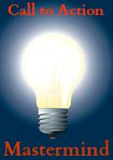 Light Bulb for Call to Action Mastermind